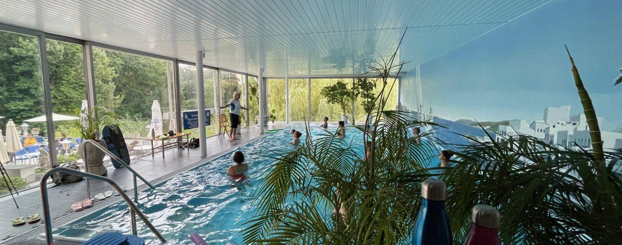Aquafitness Hotel Seehof